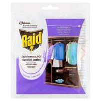 RAID Kulki przeciw molom o zapachu lawendy