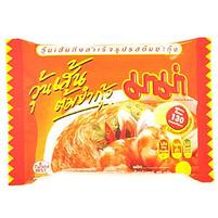 MAMA Tom Yam Koong Beanvermicelli Pikantny makaron sojowy o smaku tajskiej zupy krewetkowej