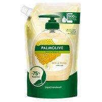 PALMOLIVE Naturals Milk & Honey Mydło w płynie do rąk (zapas)