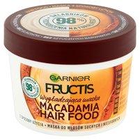 GARNIER Fructis Macadamia Hair Food Maska do włosów suchych i niesfornych