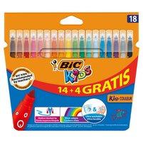 BIC Kids Kid Couleur Kolorowe flamastry zmywalne
