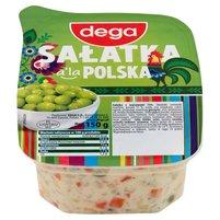 DEGA Sałatka a'la polska