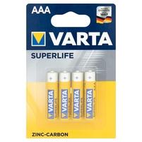 VARTA Superlife AAA R03 1,5 V Bateria cynkowo-węglowa