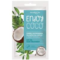 MARION Enjoy Coco Zabieg olejowania włosów na ciepło