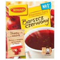 WINIARY Ekspresowa Zupa barszcz czerwony instant