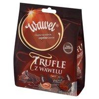 WAWEL Trufle Cukierki o smaku rumowym w czekoladzie