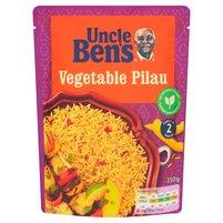 UNCLE BEN'S Ryż pilaw z warzywami