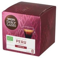 NESCAFÉ Dolce Gusto Peru Cajamarca Espresso Kawa w kapsułkach (12 kaps.)