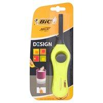 BIC Megalighter Design Zapalniczka fluo