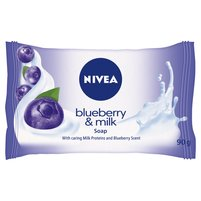 NIVEA Blueberry & Milk Mydło