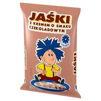 CHABER Jaśki z kremem o smaku czekoladowym Danie śniadaniowe