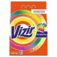 VIZIR Proszek do prania kolorowych tkanin (51 prań)