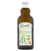 COSTA D'ORO Biologico Oliwa z oliwek najwyższej jakości z pierwszego tłoczenia