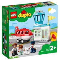 LEGO Duplo Samolot i lotnisko 10961 (2+)