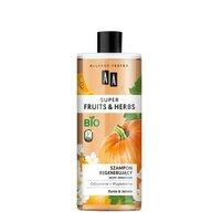 AA Super Fruits&Herbs szampon regenerujący włosy zniszczone dynia&jaśmin