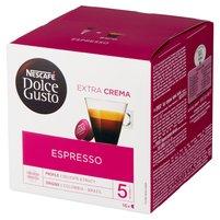 Nescafé Dolce Gusto Espresso Kawa w kapsułkach (16 x 5,5 g)