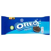 OREO Original Ciastka kakaowe z nadzieniem o smaku waniliowym