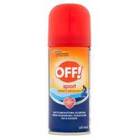 OFF! Sport Suchy aerozol Produkt odstraszający komary
