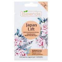 BIELENDA Japan Lift Maseczka rewitalizująca przeciwzmarszczkowa