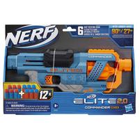 NERF Wyrzutnia Elite 2.0 Commander (8+)