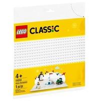 LEGO Classic Płytka konstrukcyjna biała 11010 (4+)