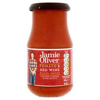 JAMIE OLIVER Tomato & red wine Pasta sauce