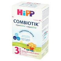HiPP Junior Combiotik 3 Mleko dla małych dzieci po 1. roku