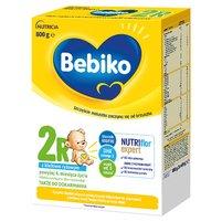 BEBIKO 2R Mleko następne dla niemowląt powyżej 6. miesiąca życia (2 x 400 g)