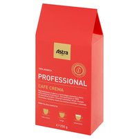 ASTRA Professional Cafe Crema Kawa palona ziarnista