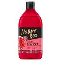 NATURE BOX Szampon do włosów z olejem z granatu