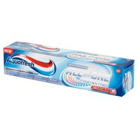 AQUAFRESH Whitening All in One Protection Pasta do zębów z fluorkiem