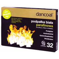 DANCOAL Podpałka biała parafinowa do grilla