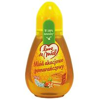 LUNE DE MIEL Miód akacjowo pomarańczowy