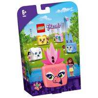 LEGO Friends Kostka Olivii z flamingiem 41662 (6+)
