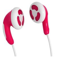 MAXELL Słuchawki douszne Colour Budz czerwone