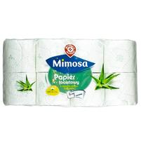 WIODĄCA MARKA Papier tolateowy o zapachu aloesu