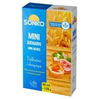 SONKO Mini sucharki (60 sztuk)