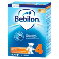 BEBILON 4 Pronutra-Advance Mleko modyfikowane po 2. roku (2 szt.)