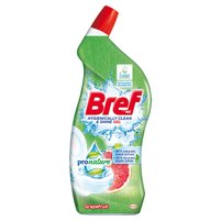 BREF WC Pro Nature Grapefruit Płynny środek do mycia muszli WC