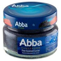 ABBA Kawior drobnoziarnisty czarny
