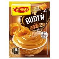 WINIARY Budyń smak słony karmel
