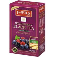 IMPRA Wildberry Herbata czarna aromatyzowana