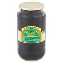 BEACH FLOWER Oliwki czarne bez pestek w zalewie