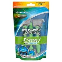 WILKINSON Sword Xtreme3 Duo Comfort Jednorazowe maszynki do golenia