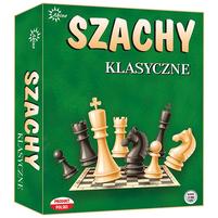 ABINO Szachy klasyczne Gra strategiczna (7+)
