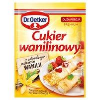 DR. OETKER Cukier wanilinowy