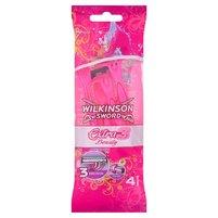 WILKINSON Sword Extra 3 Beauty Jednoczęściowe maszynki do golenia