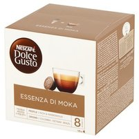 NESCAFE Dolce Gusto Essenza di Moka Kawa w kapsułkach (16 kaps.)