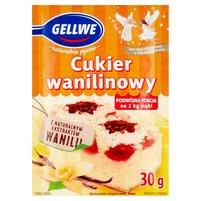GELLWE Cukier wanilinowy