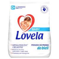 LOVELA Baby Hipoalergiczny proszek do prania do bieli (13 prań)